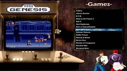 Sistema Maximus Bravo Arcade - Matriz V.1 - 50 Gb