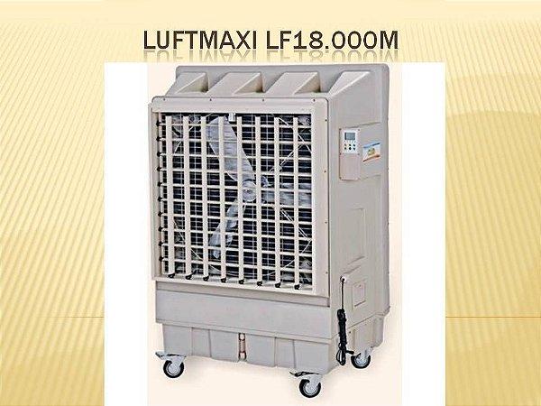 Climatizador Evaporativo LuftMaxi LF18.000M