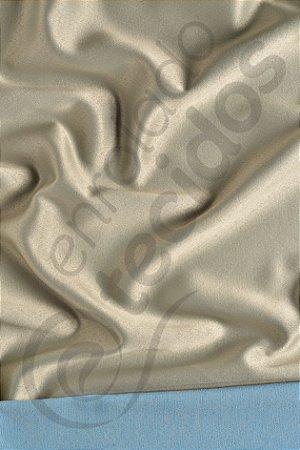 Tecido Jacquard Dourado e Azul 2,80m de Largura