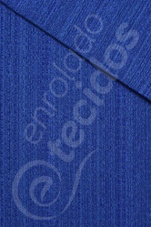 Tecido Brugges Azul Royal 3,00m de Largura