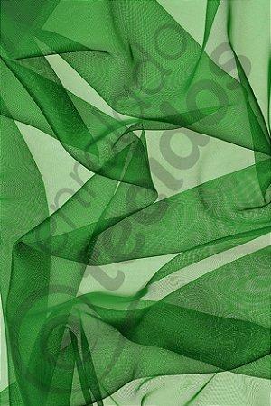 Tecido Voil Verde Bandeira 3,0m de Largura