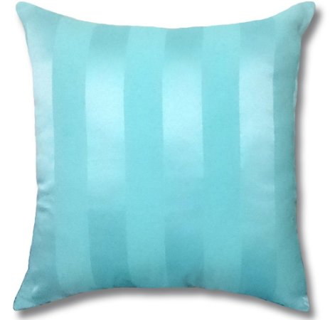 8a674e4102762 Almofada em Tecido Jacquard Azul Tiffany - Loja de Tecidos Online ...