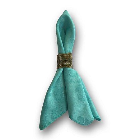 0fd4a206f82ef Guardanapo Azul Tiffany em tecido Jacquard - Loja de Tecidos Online ...