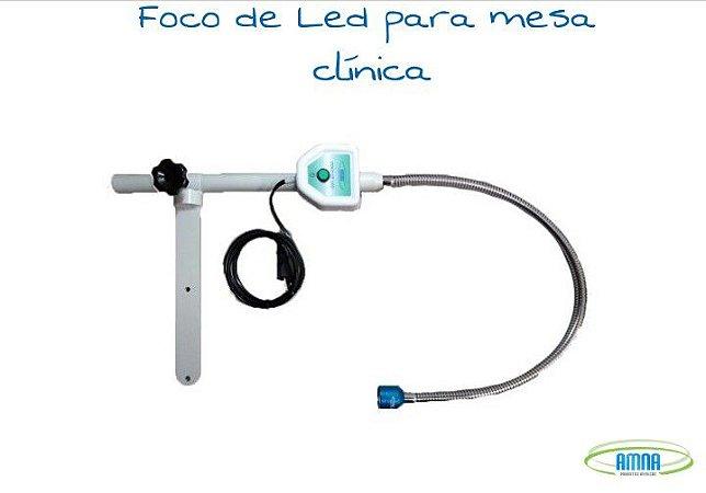 FOCO DE LED PARA MESA CLINICA