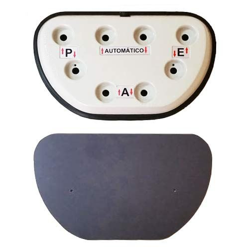 Capa do Pedal da Mesa Automatizada MICROEM / ODONTOMEDICS
