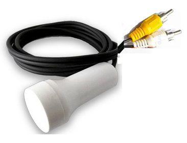 Transdutor do Detector de mesa MD1000 c/ Plug AV