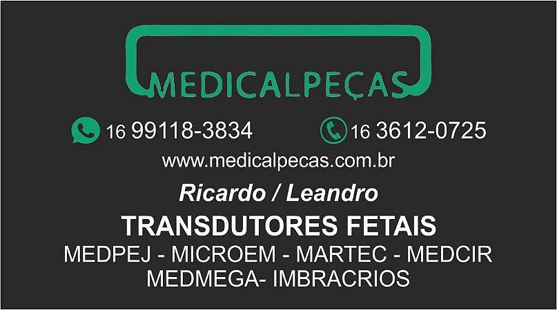 Transdutor Fetal -  (IMBRACRIOS - MARTEC – MEDMEGA - MEDCIR – MICROEM - MEDPEJ - SIGMED)
