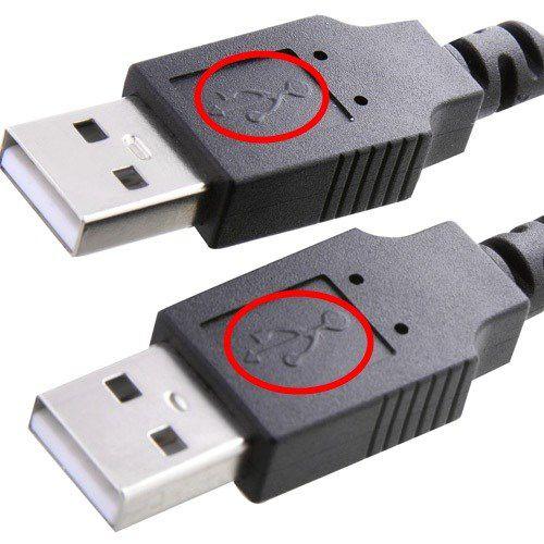 Cabo de Dados 1.5 Metros USB Macho-USB Macho