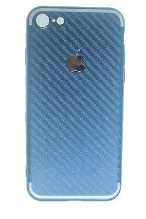 Capas para Celular IPhone 6-6s Silicone Azul