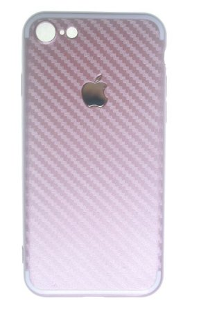Capas para Celular IPhone 6-6s Silicone Rosê