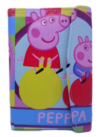 Capas para Tablet 7 Polegadas Universal em Couro Sintético Estampas Peppa Pig