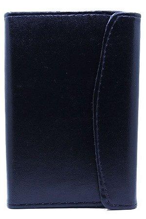 Capas para Tablet 7 Polegadas Universal em Couro Sintético na Cor Preta