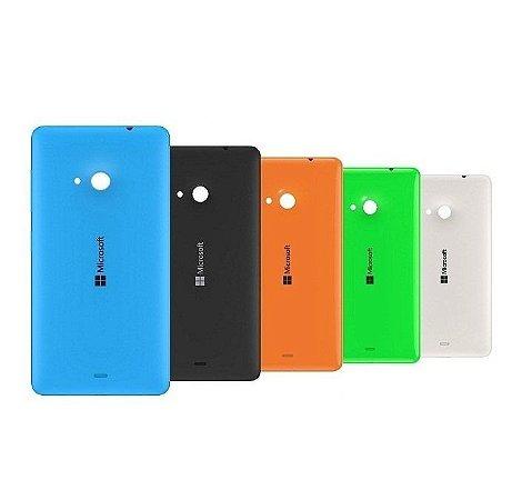 Capas para Celular Nokia Lumia 535 Tampa Traseira Cores Diversas
