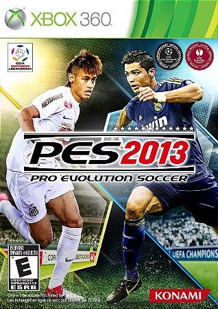 Jogo XBOX 360 Usado PES 2013