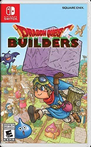 Jogo Switch Usado Dragon Quest Builders