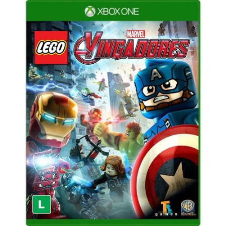 Jogo XBOX ONE Novo Lego Vingadores