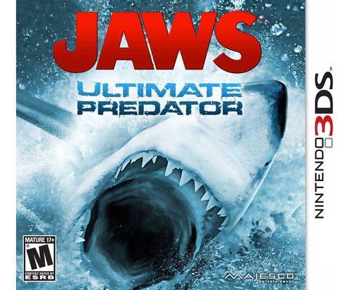 Jogo 3DS Usado Jaws Ultimate Predator