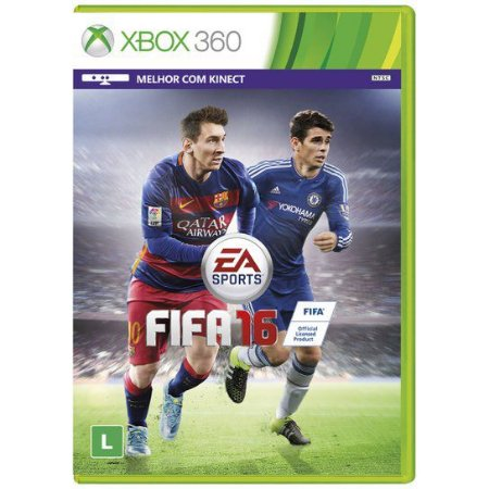 Jogo XBOX 360 Usado FIFA 16