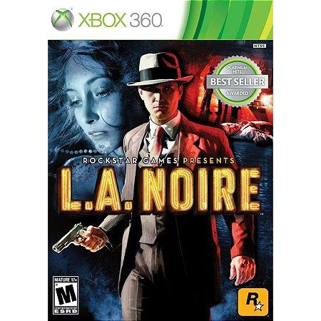 Jogo XBOX 360 Usado L.A Noire