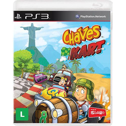 Jogo PS3 Usado Chaves Kart