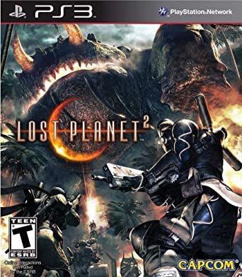 Jogo PS3 Usado Lost Planet 2