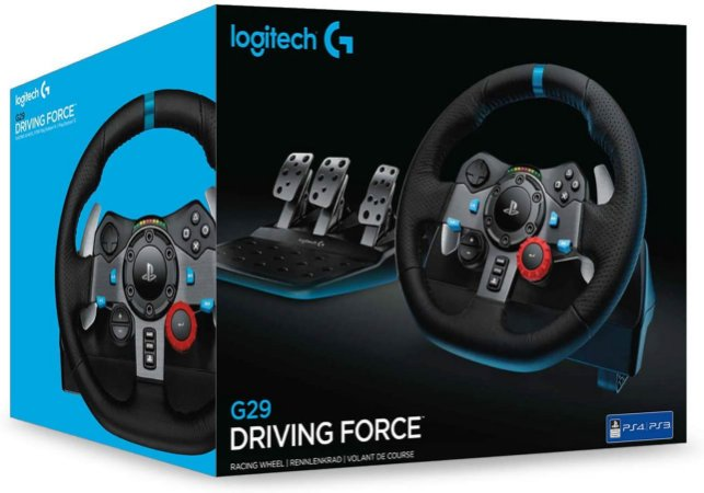 Acessório Novo Volante Logitech G29