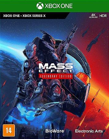 Jogo XBOX ONE Novo Mass Effect Legendary Edition