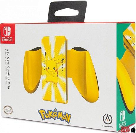 Acessório Switch Novo Joy-Con Comfort Grip Pikachu