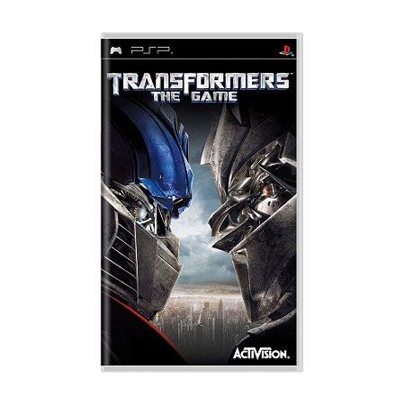Jogo PSP Usado Transformers (EU)