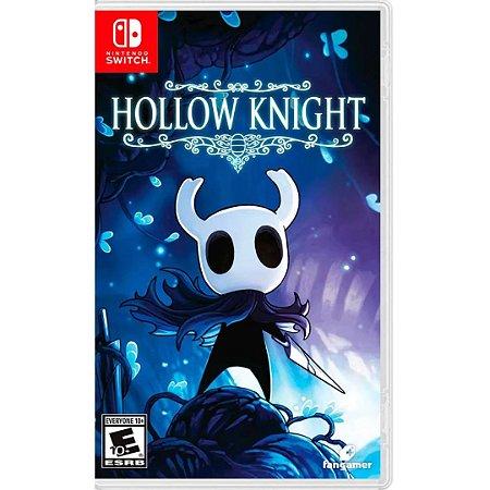 Jogo Switch Usado Hollow Knight