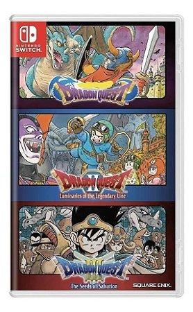 Jogo Switch Usado Dragon Quest Collection