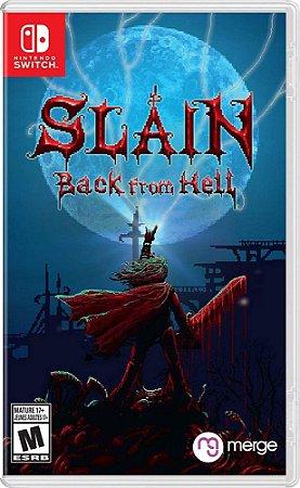 Jogo Switch Usado Slain: Back from hell