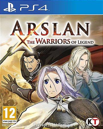 Jogo PS4 Usado Arslan: The Warriors of Legend
