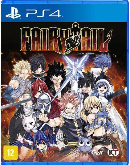 Jogo PS4 Usado Fairytail