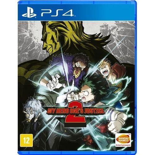 Jogo PS4 Usado My Hero's One Justice 2