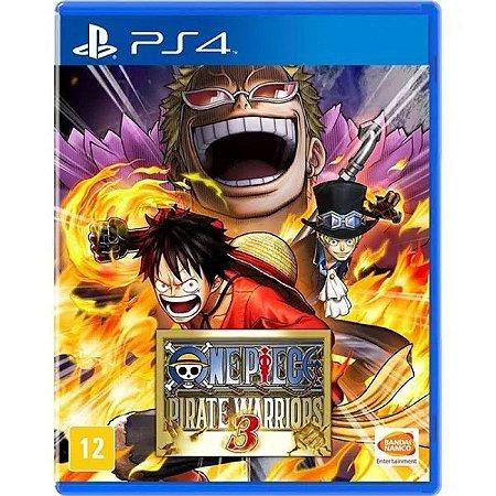 Jogo PS4 Usado One Piece: Pirate Warriors 3