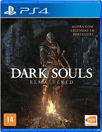 Jogo PS4 Usado Dark Souls Remastered