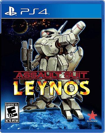 Jogo PS4 Usado Assault Suit: Leynos