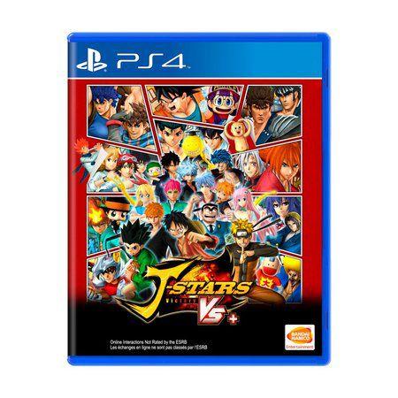 Jogo PS4 Usado J-Stars Victory VS+