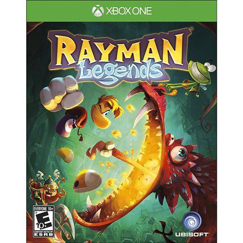 Jogo XBOX ONE Usado Rayman Legends