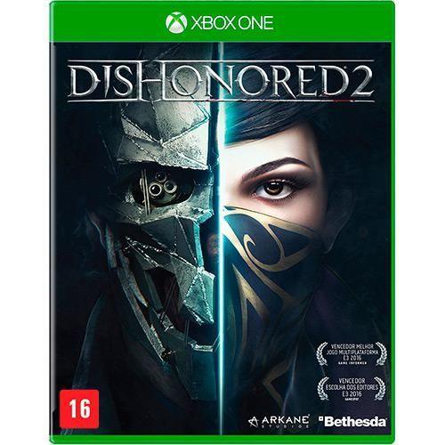 Jogo XBOX ONE Usado Dishonored 2