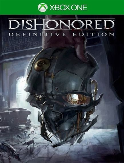 Jogo XBOX ONE Usado Dishonored (Definitive Edition)