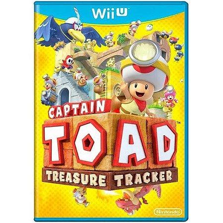 Jogo WiiU Usado Captain Toad: Treasure Tracker