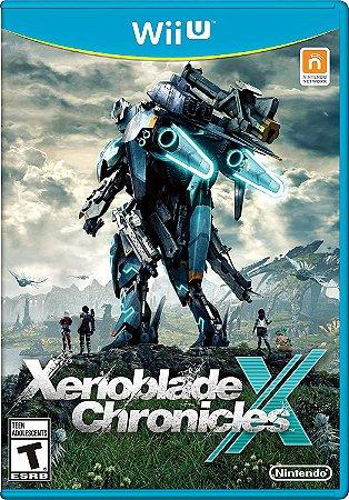 Jogo WiiU Usado Xenoblade Chronicles X