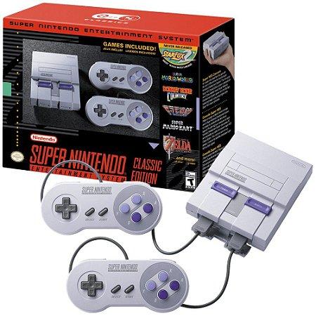 Console SNES Classic Mini Usado