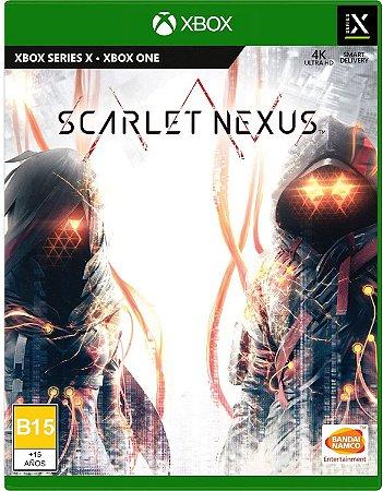 Jogo XBOX ONE Novo Scarlet Nexus