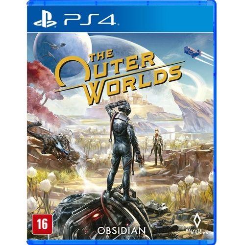 Jogo PS4 Usado The Outer Worlds