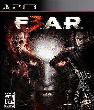 Jogo PS3 Usado FEAR 3