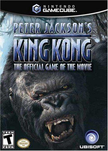 Jogo GameCube Usado Peter Jackson's King Kong