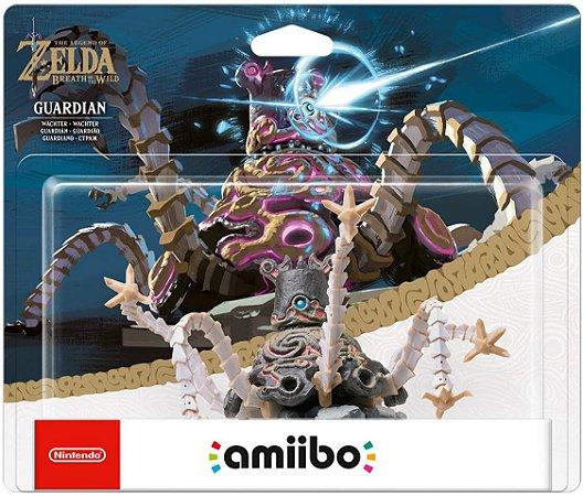 Amiibo Novo Guardian (Zelda Breath of the Wild)